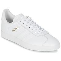 鞋子 球鞋基本款 阿迪达斯三叶草 GAZELLE 白色