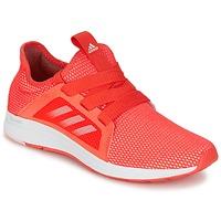 鞋子 女士 跑鞋 adidas Performance 阿迪达斯运动训练 EDGE LUX W 珊瑚色