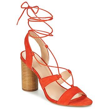 鞋子 女士 凉鞋 Mellow Yellow BRUNE 橙色
