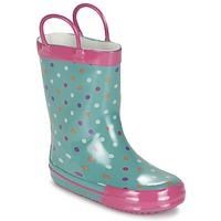 鞋子 女孩 雨靴 Be Only LIZZIE 蓝色