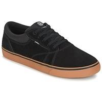 鞋子 男士 板鞋 Element WASSO 黑色