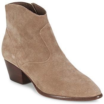 鞋子 女士 短靴 Ash 艾熙 HEIDI BIS 棕色