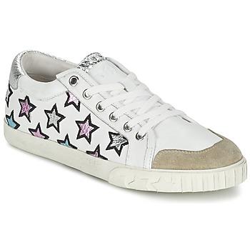鞋子 女士 球鞋基本款 Ash 艾熙 MAJESTIC 白色