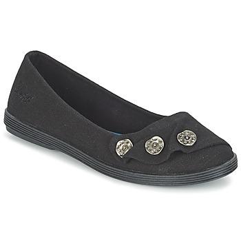 鞋子 女士 平底鞋 Blowfish GARDEN 黑色