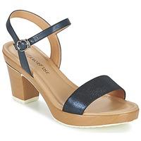 鞋子 女士 凉鞋 Metamorf'Ose ZACQUESTE 蓝色 / 棕色