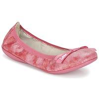 鞋子 女士 平底鞋 Les P'tites Bombes ELLA 玫瑰色