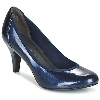 鞋子 女士 高跟鞋 Marco Tozzi JAFRAKO 海蓝色