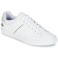 鞋子 男士 球鞋基本款 Lacoste FAIRLEAD 117 1 白色