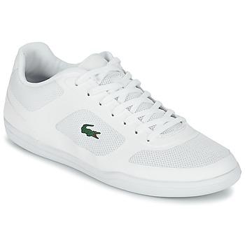 鞋子 男士 球鞋基本款 Lacoste COURT-MINIMAL SPORT 316 1 白色