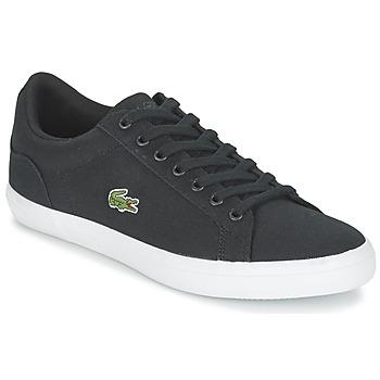 鞋子 男士 球鞋基本款 Lacoste LEROND BL 2 黑色
