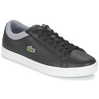 鞋子 男士 球鞋基本款 Lacoste STRAIGHTSET SP 117 2 黑色