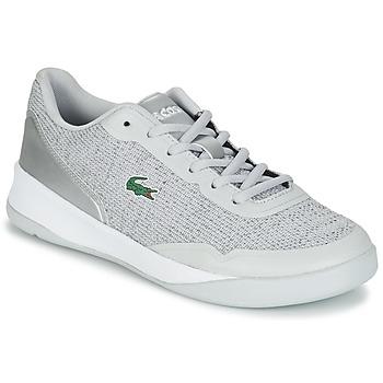 鞋子 女士 球鞋基本款 Lacoste LT SPIRIT 117 3 灰色