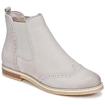 鞋子 女士 短筒靴 Tamaris MORCO 灰色