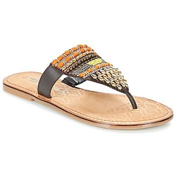 鞋子 女士 人字拖 Tamaris NIRI 棕色