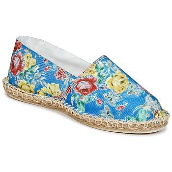 鞋子 女士 帆布便鞋 Art of Soule PRINT 藍色
