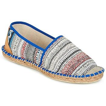 鞋子 女士 帆布便鞋 Art of Soule BOHEMIAN 蓝色