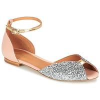 鞋子 女士 凉鞋 Emma Go JULIETTE 玫瑰色 / 银灰色 / 金色