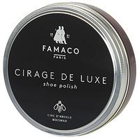 配件 鞋油 Famaco Boite de cirage de luxe bordeaux 100 ml 波尔多红