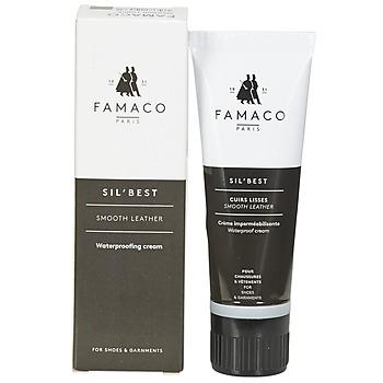 配件 鞋油 Famaco LEMMY 棕色 / Fonce