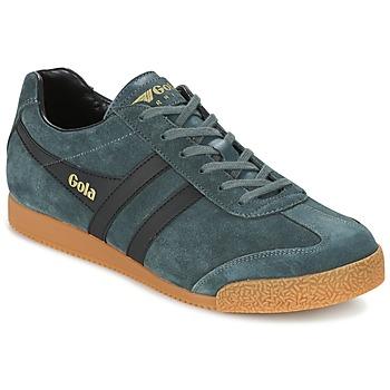 鞋子 男士 球鞋基本款 Gola HARRIER 灰色 / 黑色