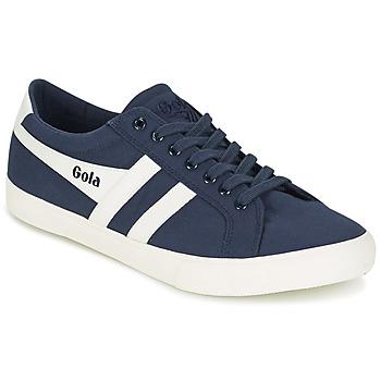 鞋子 男士 球鞋基本款 Gola VARSITY 海蓝色 / 白色