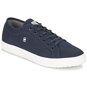 鞋子 男士 球鞋基本款 G-Star Raw KENDO 海蓝色