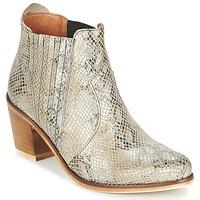 鞋子 女士 短靴 Coqueterra SHEILA 米色