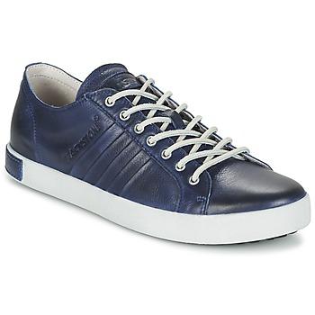 鞋子 男士 球鞋基本款 Blackstone JM11 海蓝色