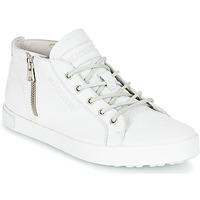 鞋子 女士 高帮鞋 Blackstone NL35 白色