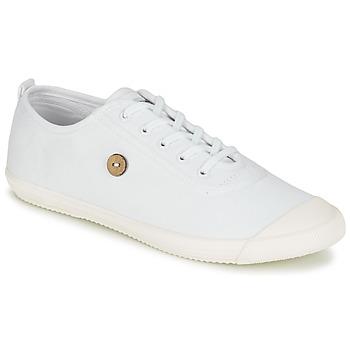 鞋子 球鞋基本款 Faguo OAK 白色