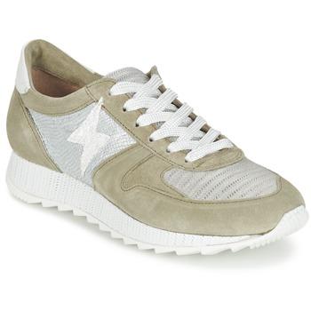 鞋子 女士 球鞋基本款 Mjus HONEY 卡其色
