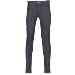 衣服 男士 緊身牛仔褲 Benetton JUSKU 藍色 / Brut