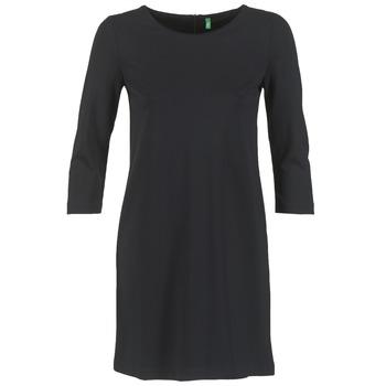 衣服 女士 短裙 Benetton SAVONI 黑色