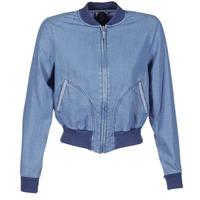 衣服 女士 牛仔外套 Benetton FERMANO 蓝色 / Edium