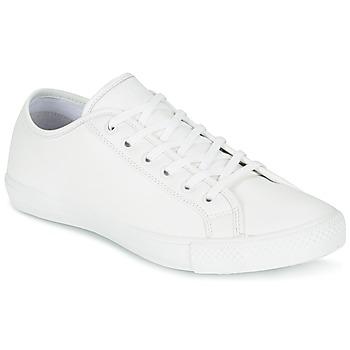 鞋子 男士 球鞋基本款 Paul & Joe SUNDAY 白色