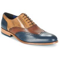 鞋子 男士 系带短筒靴 Brett & Sons ROLIATE 棕色 / 米色 / 蓝色