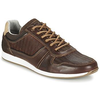鞋子 男士 球鞋基本款 Bullboxer IJINOTE 棕色
