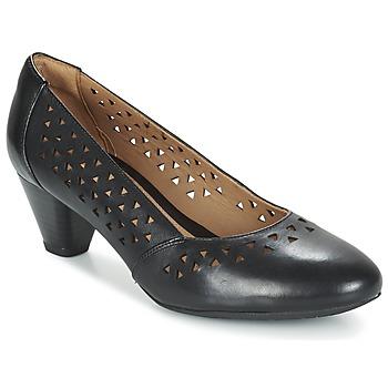 鞋子 女士 高跟鞋 Clarks 其乐 DENNY DALLAS 黑色