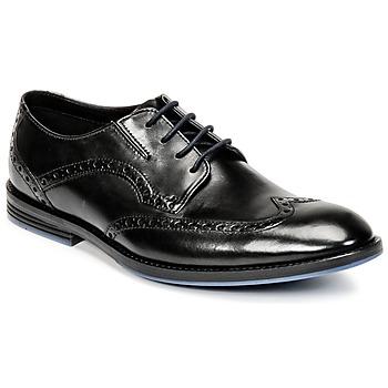 鞋子 男士 德比 Clarks 其乐 PRANGLEY LIMIT 黑色