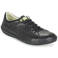 鞋子 男士 球鞋基本款 El Naturalista METEO 黑色