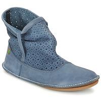 鞋子 女士 短筒靴 El Naturalista FORMENTERA 蓝色