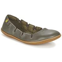 鞋子 女士 平底鞋 El Naturalista EL VIAJERO 灰色