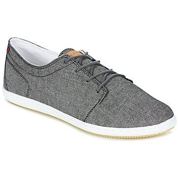鞋子 男士 球鞋基本款 Lafeyt DERBY CHAMBRAY 灰色