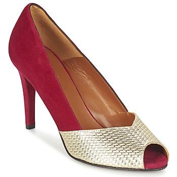鞋子 女士 高跟鞋 Heyraud ELOISE 红色 / 金色