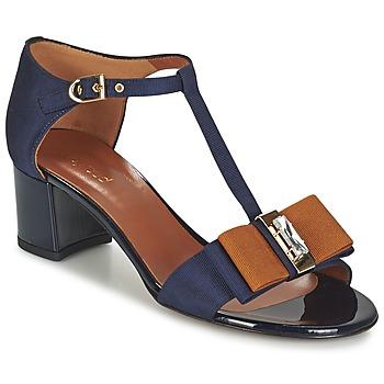 鞋子 女士 凉鞋 Heyraud ENAEL 蓝色 / 棕色 / 黑色