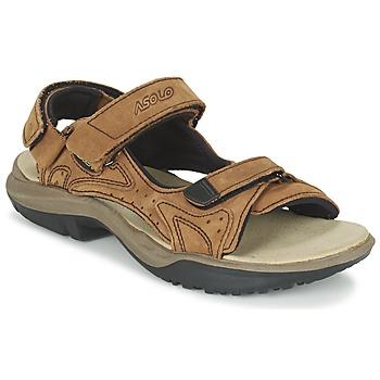 鞋子 男士 运动凉鞋 Asolo 阿索罗 METROPOLIS 棕色