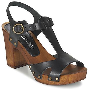 鞋子 女士 凉鞋 Lola Espeleta NICIA 黑色