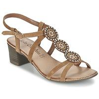 鞋子 女士 凉鞋 Lola Espeleta GENIAL 棕色
