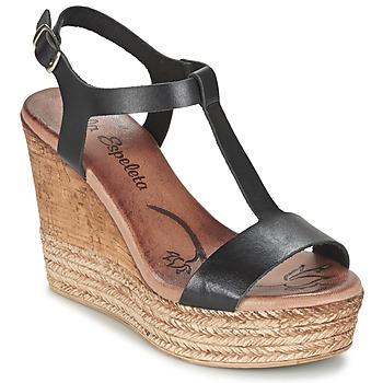 鞋子 女士 凉鞋 Lola Espeleta PATSY 黑色