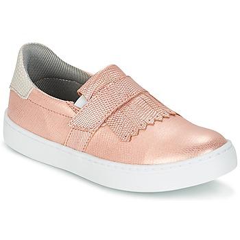 鞋子 女孩 平底鞋 Bullboxer ADJAGUE 玫瑰色 / 金色